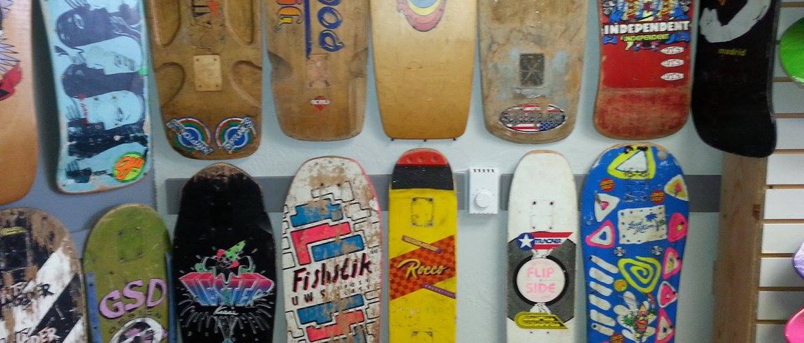 BDK Boardshop - Double Row